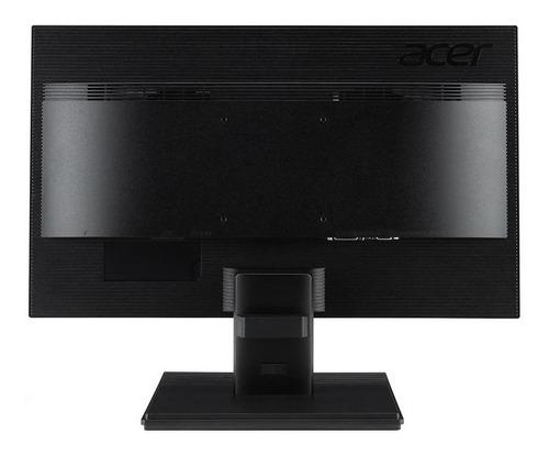 monitor acer 19.5  led hd v206hql, vga e ecodisplay
