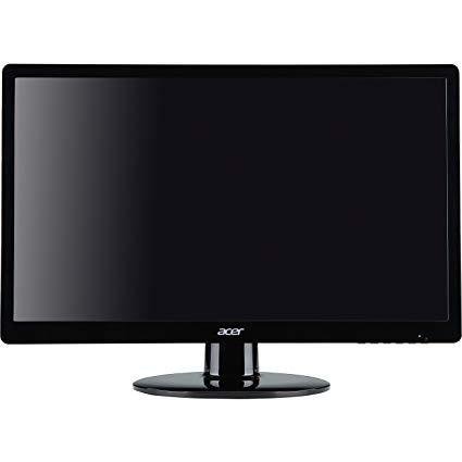 monitor acer 19.5   puerto vga, dvi totalmente nuevo sellado
