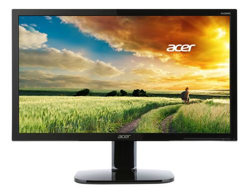 monitor acer de 22'' full hd 1920x1080 hdmi, dvi y vga-