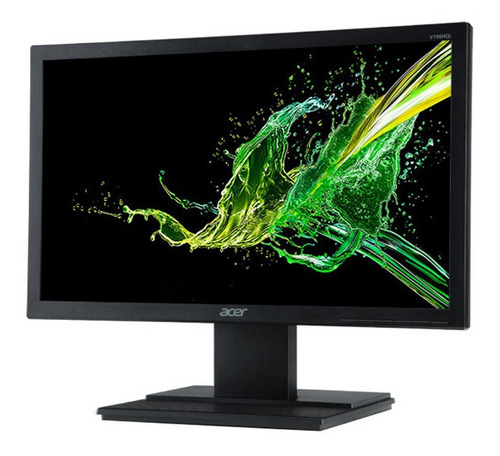 monitor acer hd 19'5+ puerto vga- dvi + 60 hz + 5ms