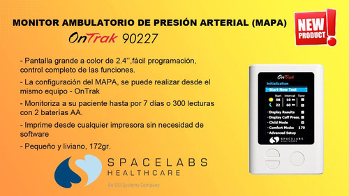 monitor ambulatorio de presion arterial ontrak