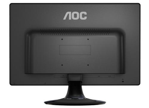 monitor aoc 22 pulgadas e2220 reconstruido con garantía