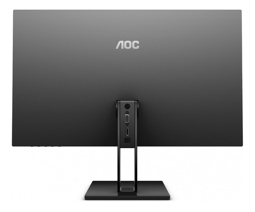 monitor aoc 24  modelo 24v2h negro full hd