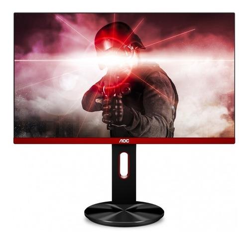 monitor aoc 25 modelo g2590px gamer