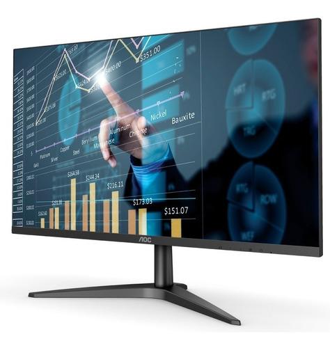monitor aoc 27  modelo 27bh1 27 full hd 3 caras sin marco