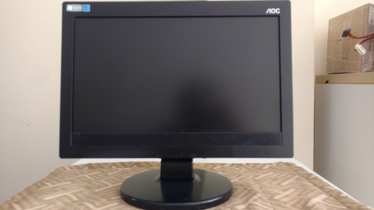 DRIVERS UPDATE: MONITOR AOC 519SW