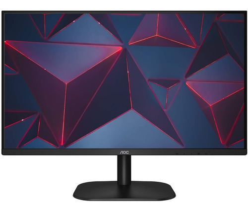 monitor aoc gaming  24'' fullhd ips 1920x1080 75hz 7ms