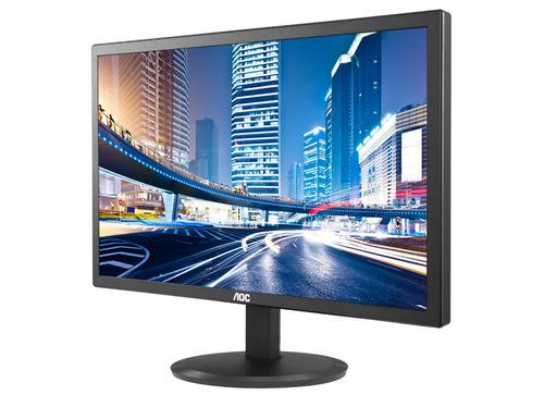 monitor aoc i2080sw / 20 led/ oficina/hogar/ original