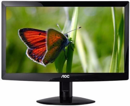 monitor aoc lcd