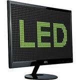 monitor aoc led 23pg nuevo en su caja full hd 1080 dvi,vga