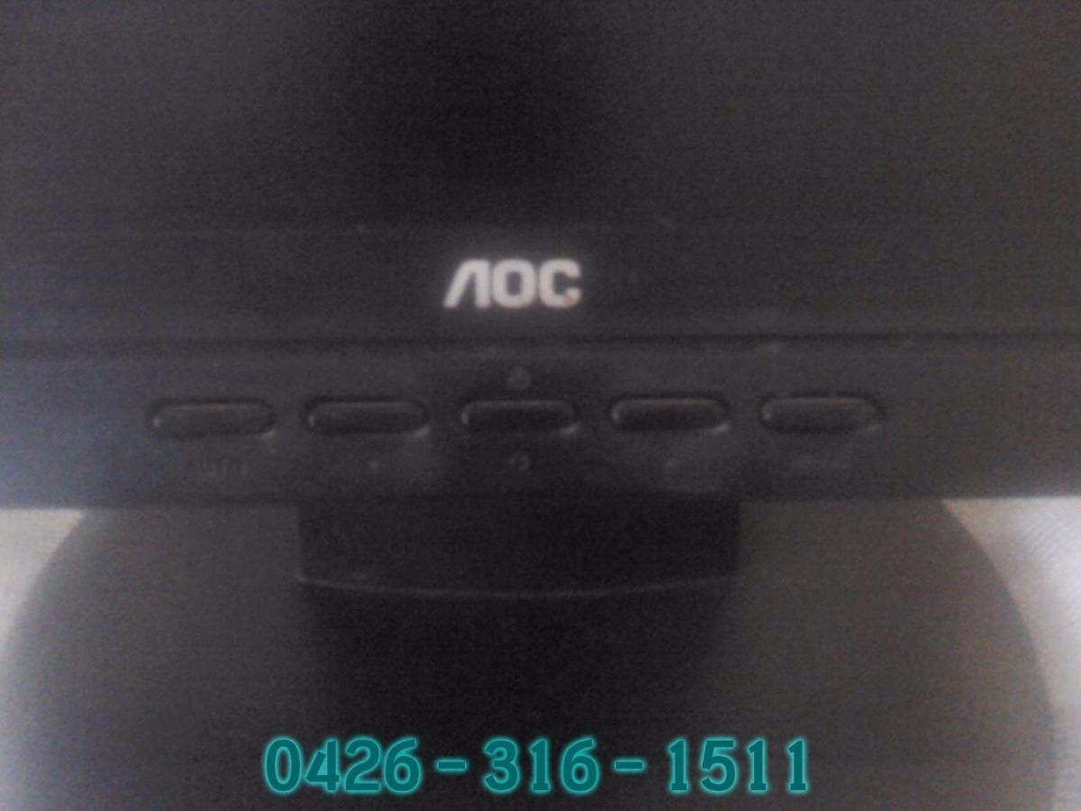 AOC TFT1780 MONITOR DOWNLOAD DRIVER