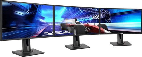 monitor asus gamer led 24 mg248qr gaming full hd
