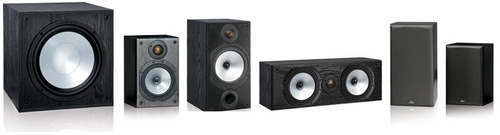 monitor audio mr 2 hc5.1 set bafles home theater - audionet