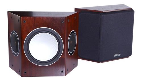 monitor audio silver fx caixa acústica surround dipolar/bipolar 85w (par)
