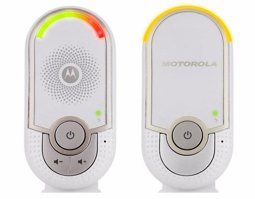 monitor auditivo para bebe motorola mbp8 300 metros rango