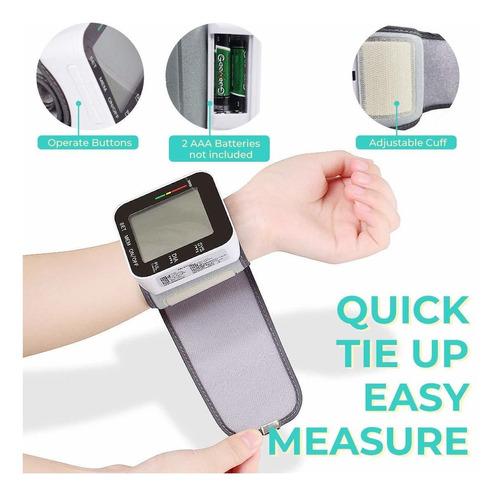 monitor automtico de presin arterial de mueca transmisi...