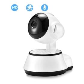 Monitor Bebé Cámara Wifi 360 Visión Nocturna Habla Graba