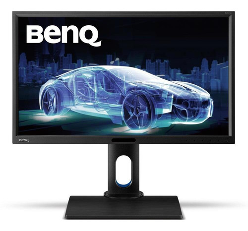 monitor benq bl2420pt 2k qhd 24'' para design, cad/cam