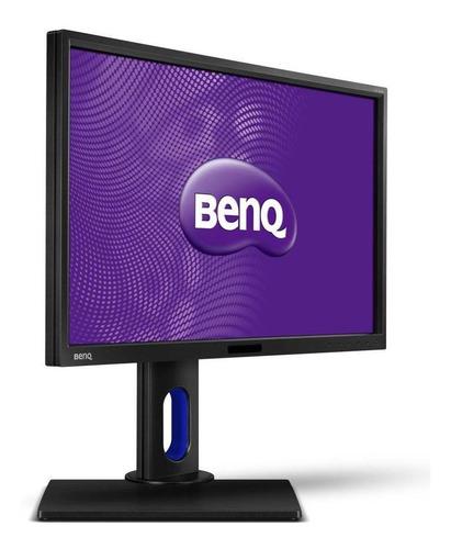 monitor benq bl2420pt 2k qhd 24'' para design, cad/cam