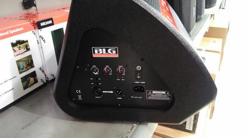 monitor blg profissional 500wats de 12 polegadas