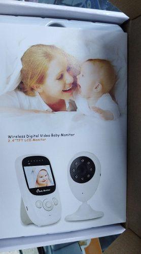 monitor cámara para bebés inalambrica vigilancia+obseq+envio