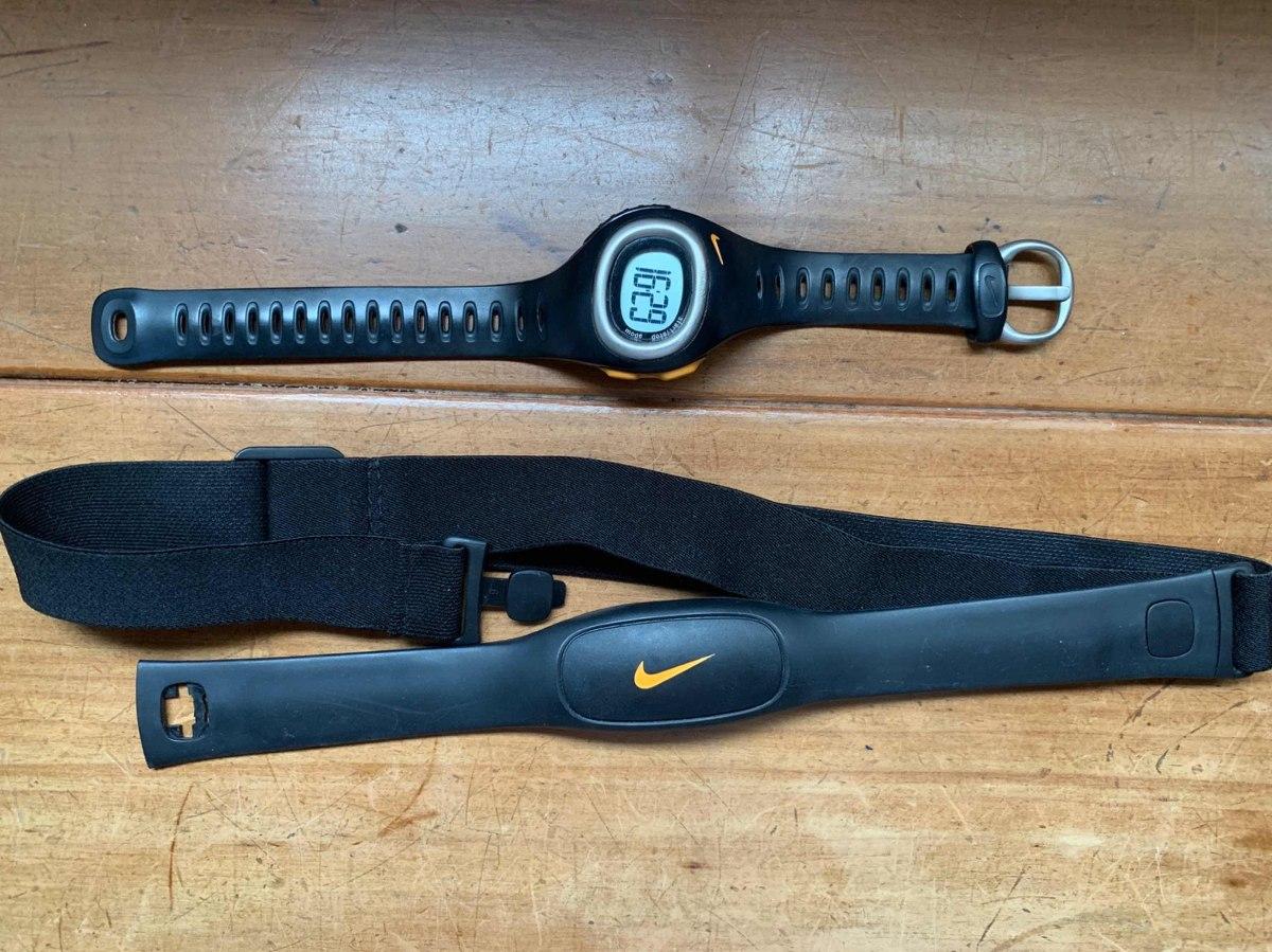 grande vente 741b0 e8969 Monitor Cardíaco Nike Triax C3