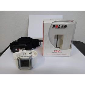 Monitor Cardíaco Polar Ft60 Relógio