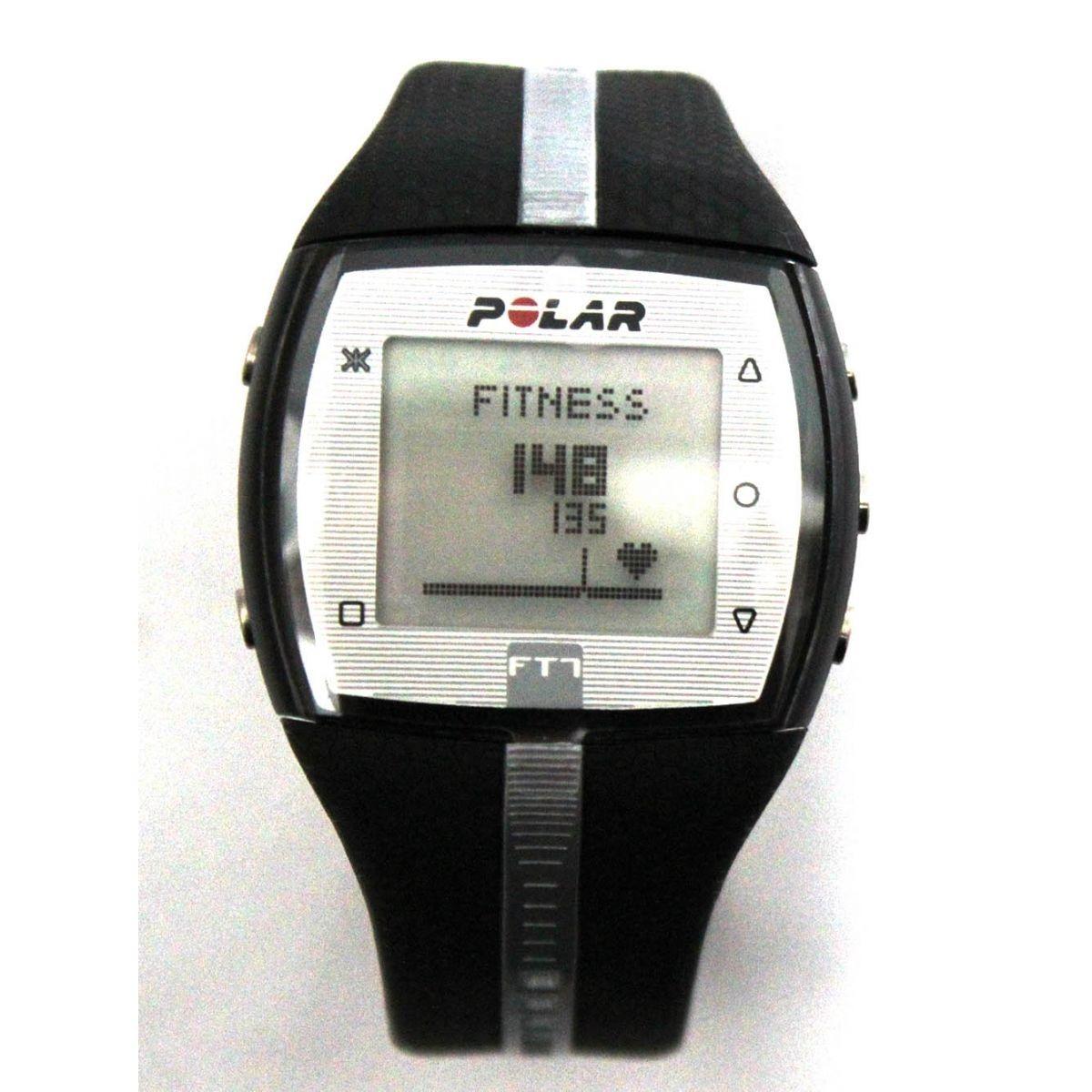 792abd27b48 Polar Relógio Monitor Cardíaco Ft7 Preto Novo 90054888 - R  478