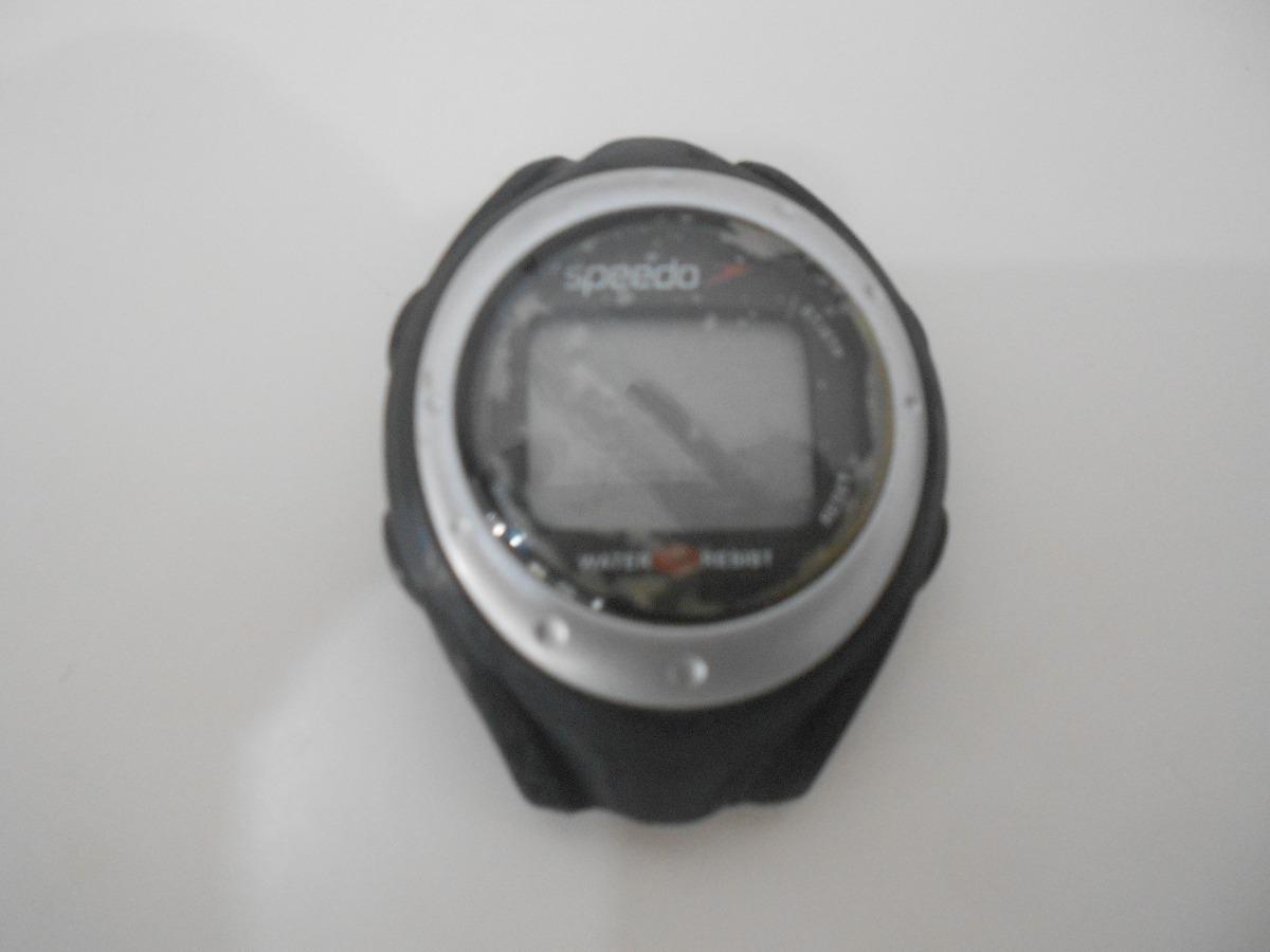 0afbd29308e Relogio Monitor Cardiaco Speedo 58001 Sem Pulseira C cinta - R  99 ...