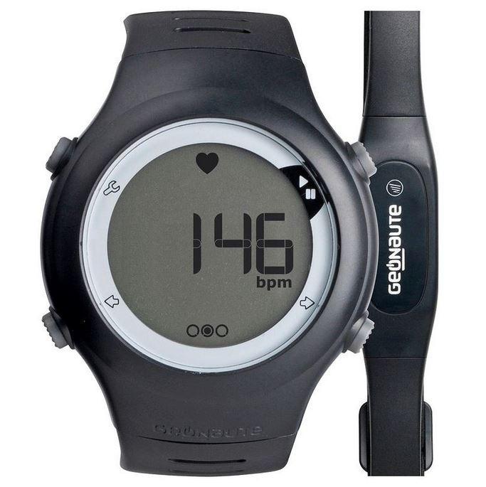 9abb367cb29 Monitor Cardíaco Relógio Cinta Cardio Onrhythm 110 Geonaute - R  227 ...