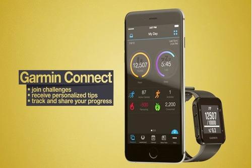 monitor cardíaco relógio garmin