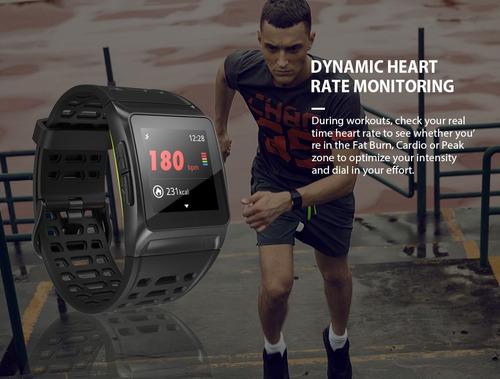 monitor cardíaco relógio sport