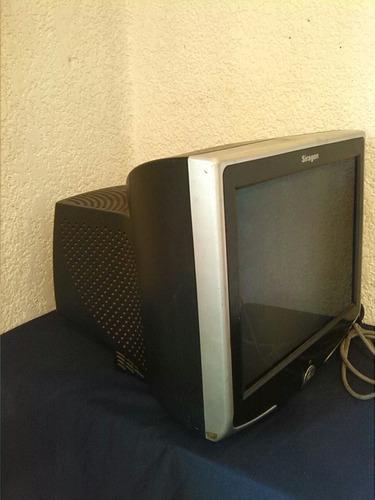 monitor computadora siragon 10$