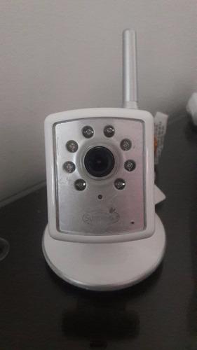 monitor con cámara para bebés