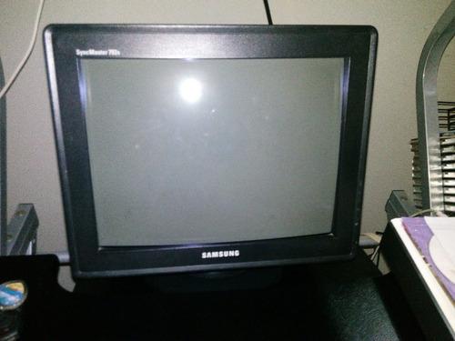 monitor crt samsung syncmaster 793s