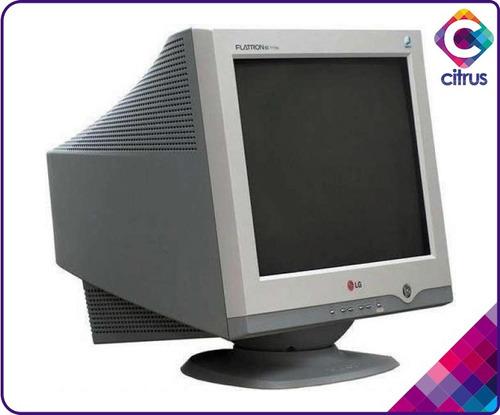 monitor crt usados