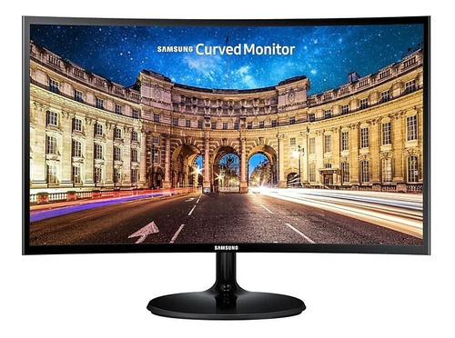 monitor curvo 27 led samsung gamer 1080p f390