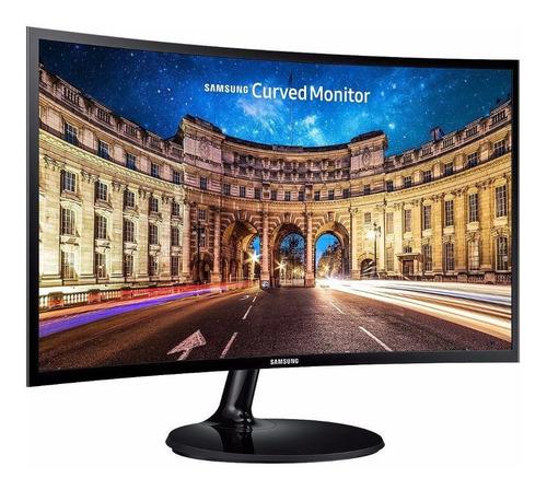monitor curvo gamer 27 samsung f390 full hdmi 4ms sale! pce