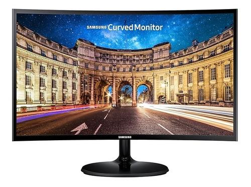 monitor curvo led 27 pulgadas samsung f390 full hd hdmi mdp