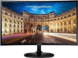 monitor curvo led samsung 27  pulg. hdmi full h f390 envíos