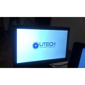 Monitor De 14  Marca Utech Como Nuevo