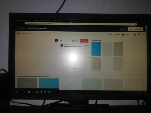 monitor de 19 pulgadas dell dvi  leer descripción led