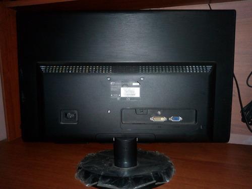 monitor de 21' led vga/dvi. leer descripción