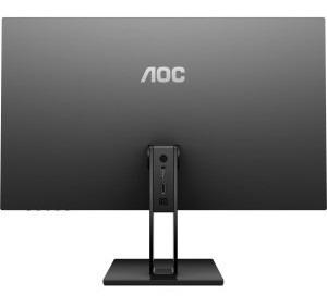 monitor de 23.8'' fullhd wled lcd aoc 24v2h, resolución