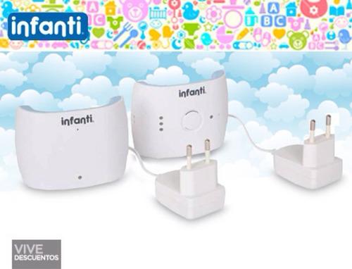 monitor de audio puedes hablar y escuchar al bebé nuevo!!