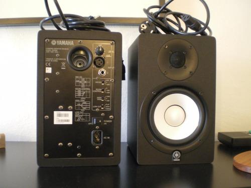 monitor de audio - yamaha hs50m (par)