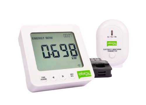 monitor de consumo eléctrico efergy e2 kaltemp