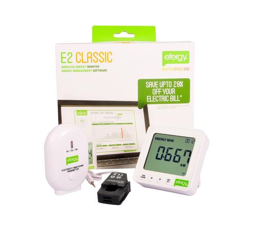 monitor de consumo eléctrico efergy kaltemp