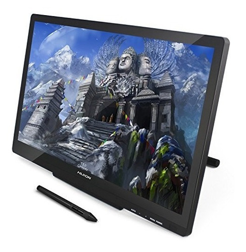 monitor de dibujo gráfico huion gt-220 v2 ips