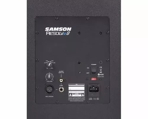 monitor de estudio activo de 6´ resolvse6 samson